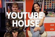 YouTubers The Fitness Marshall and Laura in the Kitchen introduce viewers to the YouTube House
