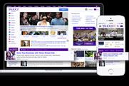 Yahoo Stream ads: launches in UK