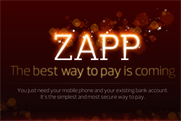 Zapp: VCCP will handle the mobile payments service's brand strategy ahead of a 2014 launch