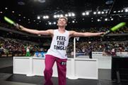 Zeo Tingle: all-male dance crew
