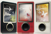 Zune: challenging the iPod