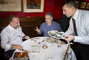Out to lunch with Boisdale Life and David Emin: Jonathan Durden