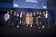In pictures: Campaign Big Awards 2019