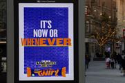 Cadbury tours UK in spot for permanent return of Twirl Orange