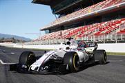 Williams Martini F1