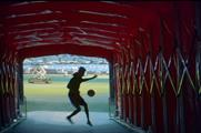 Guests will be invited to play on the ground in May (YouTube/Adidas Football)