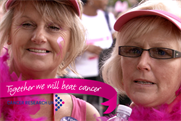 Cancer Research UK: calls pitch