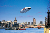 Stella Artois unveils London airship branding deal