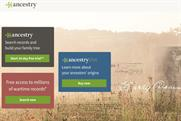 Ancestry appoints Anomaly as international strategic and creative agency