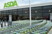 Asda: investing £300m in price cuts for the first quarter