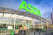 Asda: has appointed a new VP marketing