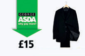 Asda and Tesco change brand identity of clothing ranges