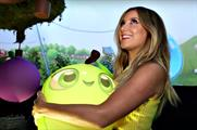 Ashley Tisdale launched King's multi-sensory orchard in New York