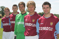 Aston Villa new colours