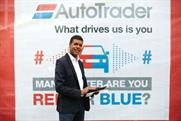 Auto Trader: Twitter-powered Red versus Blue clash
