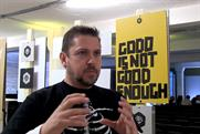The ideas that blew Matt Batten away at D&AD 2015
