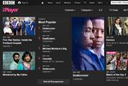 BBC iPlayer: part of the BBC's efforts to become more open