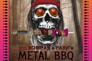 Heavy Metal Bowling and Bompas & Parr's Metal BBQ
