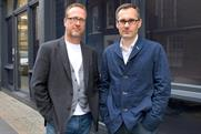 Matthew Charlton and Neil Dawson: both leave BETC London
