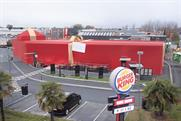 Burger King France gifts store to biggest Facebook fan