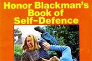 Tough role: actress Honor Blackman's self-defence manual found favour with Vicki Maguire