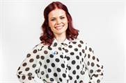 Blue Peter's Lindsey Russell introduces Sportarama (BBC)