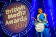 British Media Awards: BBC presented Fiona Bruce hosted the event last year