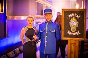 On board Bombay Sapphire's multi-sensory virtual train journey