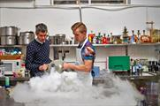 Bompas & Parr will create a supernatural voice installation for Merge Bankside in London (credit Stefan Braun)