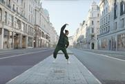 Bose uses clever cinematography to show London as you have never seen it before