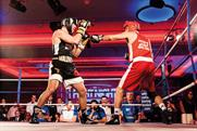 Charity boxing night: in aid of the Head & Neck Cancer Foundation
