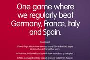 BT and Virgin Media release first ever joint ad campaign
