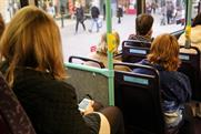 Beacons on buses: Exterion Media has installed beacons on London buses, after a trail in Norwich (pictured)
