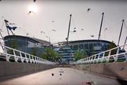 Sky Premier League ad to mark the start of the season