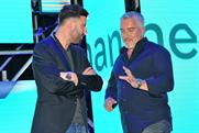 Channel 4 Upfronts: Jonathan Allan and Paul Hollywood