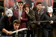 Last year's event featured boy band Union J