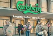 Carlsberg: will avoid censure by the Chinese government, probably