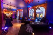 The Cartier Room can host up to 50 people