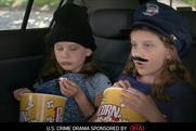 Kia Motors: sponsors Channel 5 crime dramas