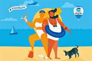 Event TV: CharlieHR creates pop-beach in London Underground Station