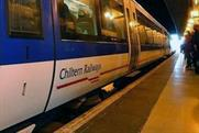 Chiltern Railways: reviews its creative advertising account