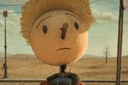 Chipotle: 'the scarecrow' campaign