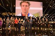 Hoy receives a lifetime achievement award