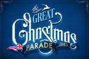 The debut parade will take place at eight locations across the UK