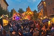 Three brand experiences to watch this week: Kopparberg Urban Forest in Hackney, London