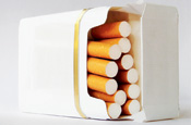 Tobacco firms in pack design work