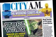 City AM: David Hellier confirmed as editor
