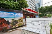 Canary Wharf opens Pine Cliffs Beach Club with vibes of Portugal