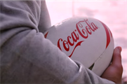Coca-Cola revealed an 'inspiring' video today