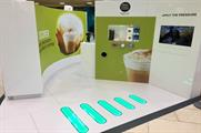Nescafe Dolce Gusto launches shopping centre campaign with Will.i.am